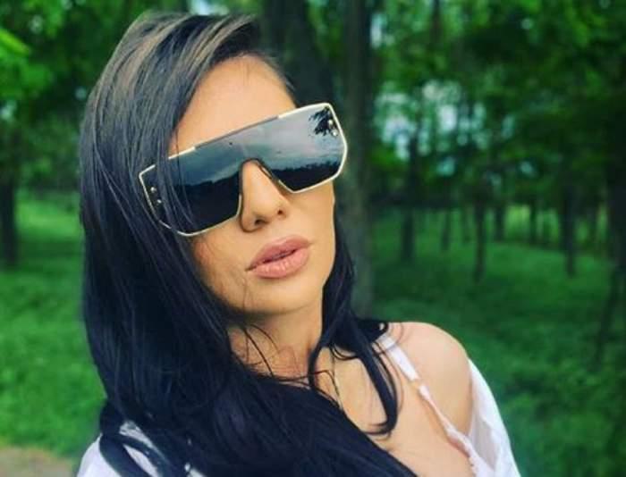 """VIDEO / Sorina Ceugea, la un pas de moarte! Cântăreața a trecut prin clipe îngrozitoare! """"Era să iau foc toată"""""""