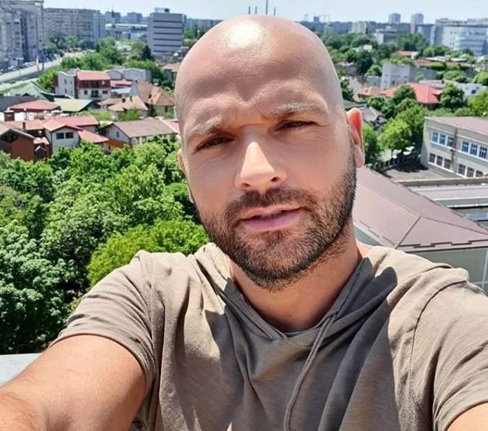 """Andrei Ștefănescu, declarații exclusive de pe patul de spital! Ce spune artistul, după ce a fost confirmat cu coronavirus: """"Nu este o simpă răceală"""""""