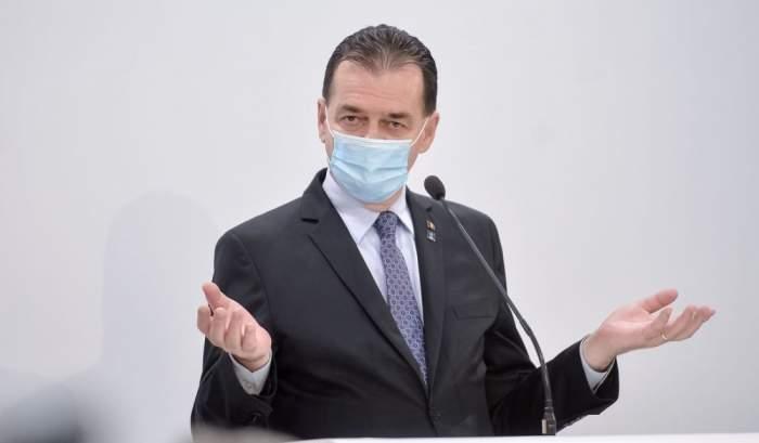 """Cât mai durează starea de alertă! Răspunsul premierului Ludovic Orban: """"Din păcate"""""""