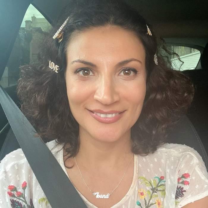 """Ioana Ginghină, pregătită să îmbrace din nou rochia de mireasă? Actrița a dat cărțile pe față: """"Ne-am mutat împreună"""""""