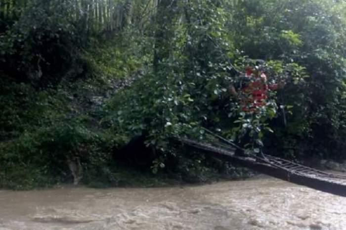 """Tragedie în Bihor. Vremea rea a mai luat o viață, după ce un  bărbat a fost """"înghițit"""" de apele învolburate ale unui pârâu"""
