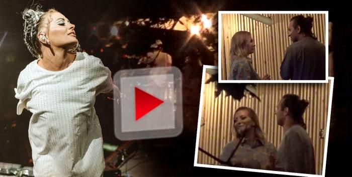 """""""Da, mamă"""", așteptam o petrecere! Imagini de senzație cu Delia și soțul ei, la un """"chef de chef"""" / VIDEO PAPARAZZI"""