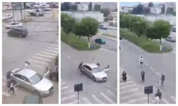 Răfuială ca în Vestul Sălbatic pe străzile din Dolj! Un bărbat a fost ucis în timpul încăierării, iar mai multe persoane au fost rănite