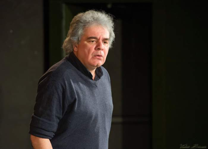 Actorul Bogdan Caragea, în stare gravă la spital! Soția maestrului cere ajutor!