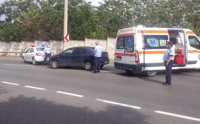 Accident teribil în Galați. Un copil a murit în timp ce se plimba pe bicicletă, după ce s-a izbit de un zid