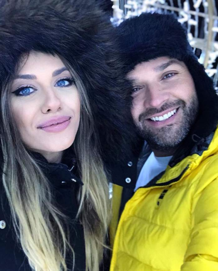 """Soția lui Andrei Ștefănescu sare în apărarea artistuluI! Antonia a răbufnit: """"Puţin creier şi puţină logică, atât e necesar"""""""