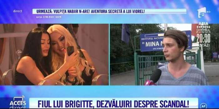 """Fiul lui Brigitte Pastramă, falit după ce a fost dat afară din casă! """"Am doar doi lei"""""""
