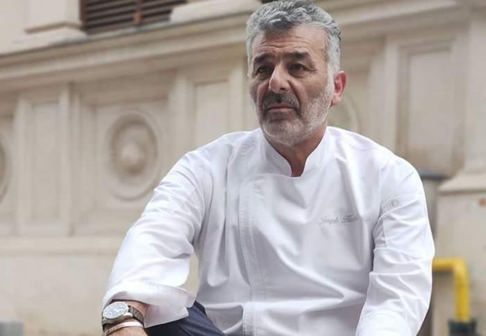 Joseph Hadad are o fiică superbă! Celebrul bucătar se mândrește cu notele obținute de fata lui cea mică / FOTO