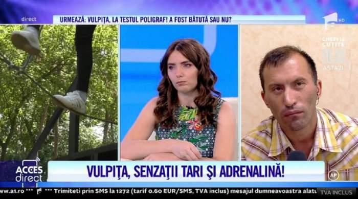 Vulpița a fost pentru prima dată într-un parc de aventură! Veronica, senzații tari! / VIDEO