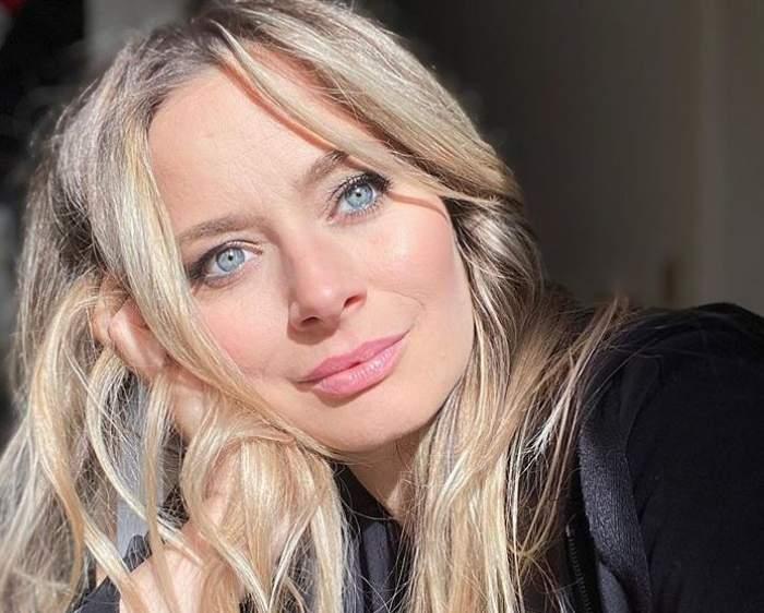 Laura Cosoi a pozat în lenjerie intimă! Cum arată actrița și de ce a fost acuzată că își editează pozele / FOTO