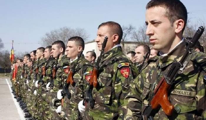 Locuri de muncă în Armata Română! Cu câți bani plătește Ministerul Apărării ca să stai acasă și câte posturi sunt disponibile