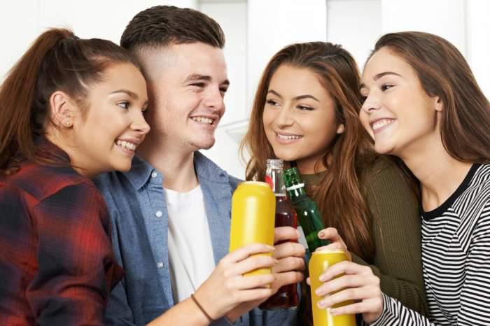 Adolescenți în comă alcoolică la spital