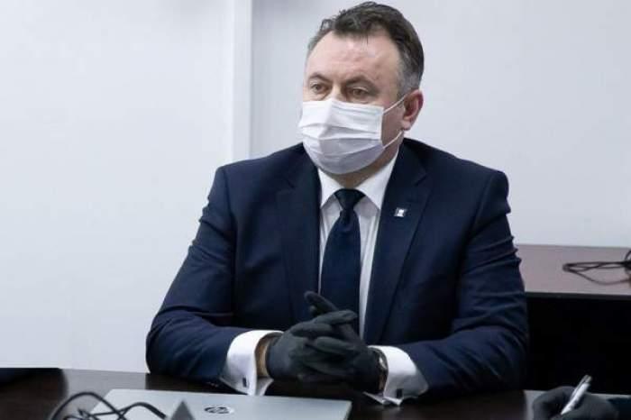 """Ce se va întâmpla cu anul școlar 2021-2022? Nelu Tătaru: """"Degeaba suntem optimiști"""""""