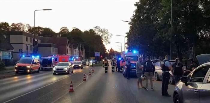 Doi români au fost înjunghiați într-un atac sângeros, în Germania