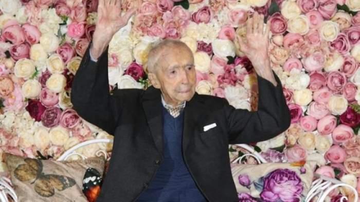 Ultimul mesaj al lui Dumitru Comănescu. Cel mai longeviv bărbat din lume a murit la 111 ani