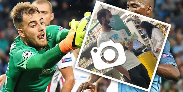 Pentru Valentin Cojocaru fotbalul e pasiune, dar sănătatea e pe primul loc! Cum a fost surprins jucătorul și iubita sa! / VIDEO PAPARAZZI