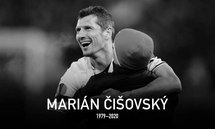 A murit Marian Cisovsky. Fostul fotbalist fusese diagnosticat cu ALS
