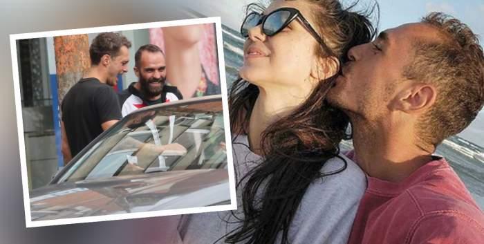 Vladimir Drăghia și Alice Cavaleru și-au prezentat lumii bolidul de lux. Cuplul a oprit în trafic pentru a se lăuda în fața unui prieten / VIDEO PAPARAZZI