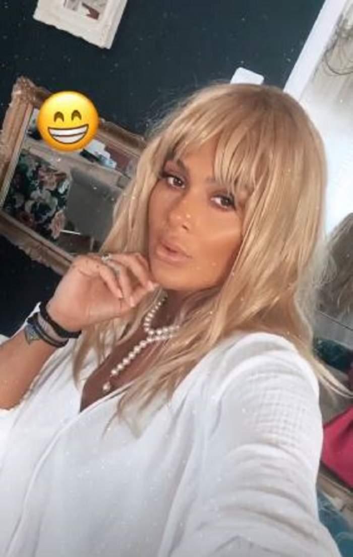 Roxana Dobre a renunțat la părul brunet! Regina lui Florin Salam, transformare spectaculoasă de look! / FOTO