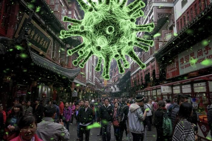 Cât de repede se răspândește coronavirusul! În doar opt zile, 1 milion de oameni au fost infectați