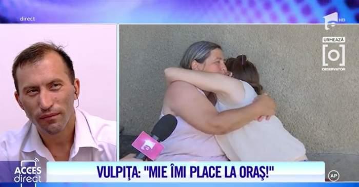 Vulpița s-a întors acasă, la Blăgești! Pe cine a adus Veronica alături de ea la București / VIDEO