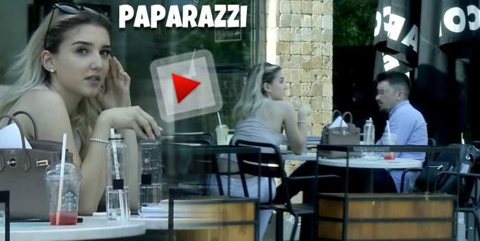 Alexandra Becali surprisă în compania unui bărbat misterios. Fiica latifundiarului din Pipera, mai discretă ca niciodată / VIDEO PAPARAZZI