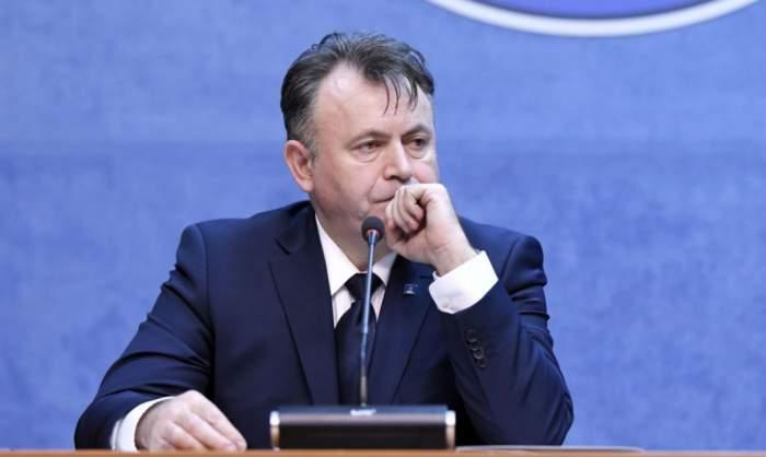 Etapa de relaxare de la 1 iulie, amânată! Ministrul Sănătății, Nelu Tătaru, a făcut anunțul