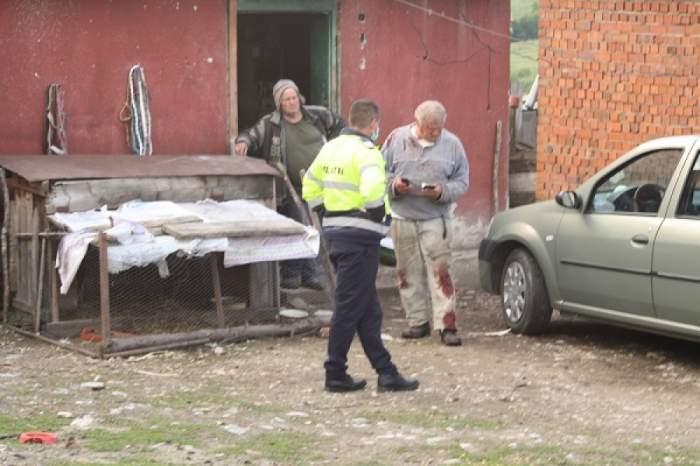 Crimă în județul Timiș. Un bărbat a fost ucis cu sânge rece de unchiul său