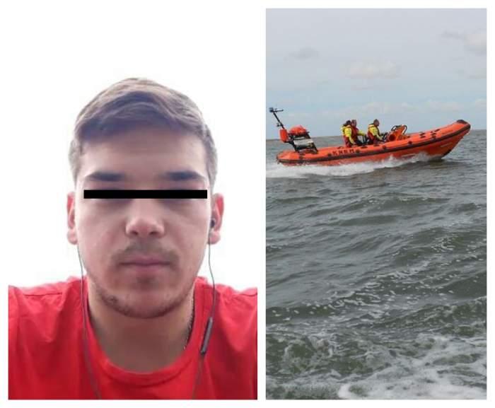 """Silviu Gabriel este tânărul de 22 de ani înghițit de ape, în Italia, sub ochii prietenilor. """"Era un înger de copil"""""""