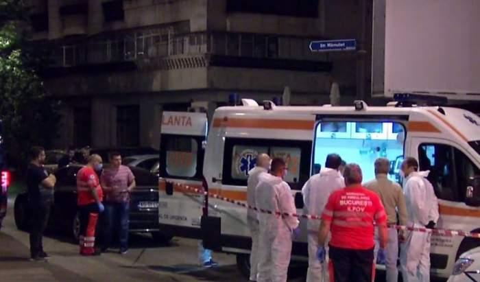 """Replica Poliției Române, după moartea bărbatului încătușat de oamenii legii, în Centrul Vechi al Capitalei: """"Nu s-a pus genunchiul pe el"""""""
