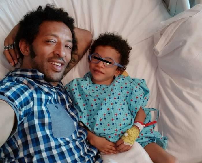"""Kamara, speriat de următoarea operație a fiului său! """"Implică niște riscuri"""""""