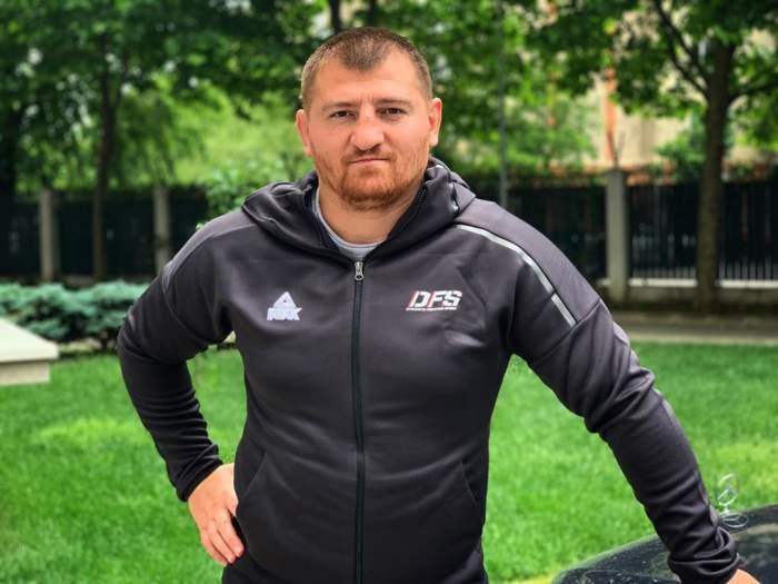 Ce meseria își dorea să urmeze Cătălin Moroșanu, dacă nu devenea campion în ring. Luptătorul a dezvăluit totul de ziua sa