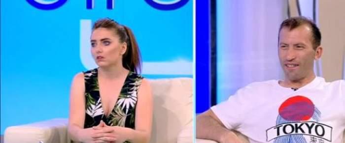 Vulpița și Viorel își aduc fetița la București. Cuplul din Blăgești a dat vestea cea mare în direct / VIDEO