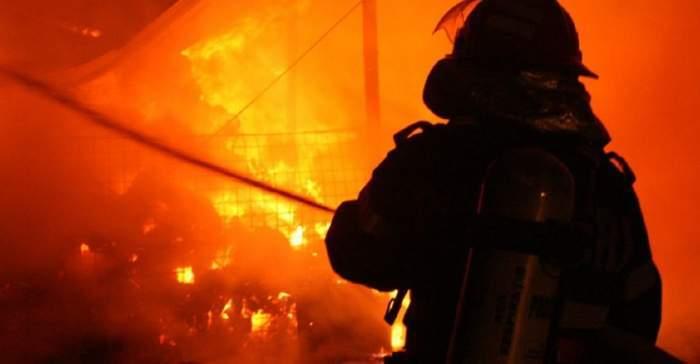 Tribunalul Buzău a luat foc! Incredibil de la ce s-a declanșat incendiul