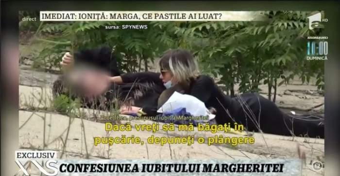 """VIDEO / Confesiunile presupusului iubit al Margheritei! Theo susține că este hărțuit și urmărit de toată lumea:""""Am anxietate, iau pastile de tensiune"""""""