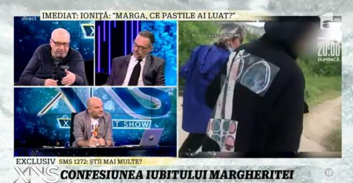 """VIDEO / Adevărul despre relația dintre Margherita și Theo! Când s-au cunoscut, de fapt, cei doi: """"Nu avea când să o influențeze"""""""
