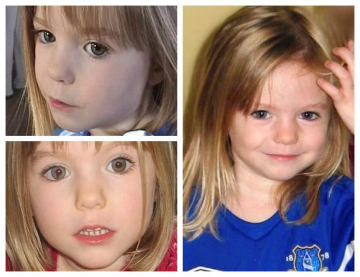 Anunțul Poliției în celebrul caz al dispariției micuței Madeleine McCann, după 13 ani! Cine este suspectul