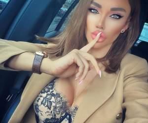 Bianca Drăgușanu nu se cumințește deloc. Diva le-a arătat tuturor cum arată posteriorul ei, după ce s-a tunat / VIDEO