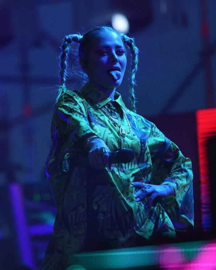 VIDEO / Delia, primul concert după pandemie! Artista, show de zile mari pe scenă alături de nume mari din industria muzicală