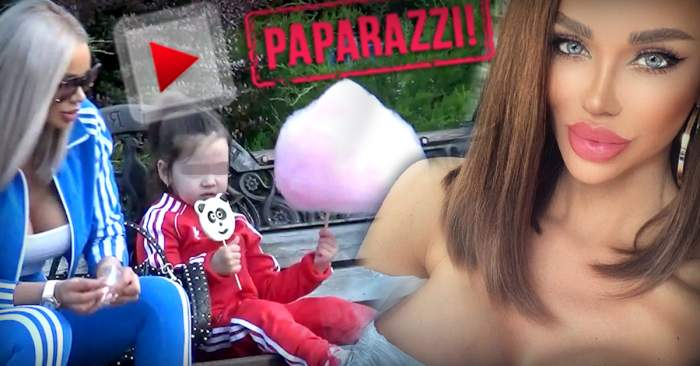 VIDEO PAPARAZZI / Bianca Drăgușanu, cea mai bună mamă! A lăsat totul deoparte pentru zâmbetul fiicei sale! Momente prețioase cu celebra blondină și Sofia