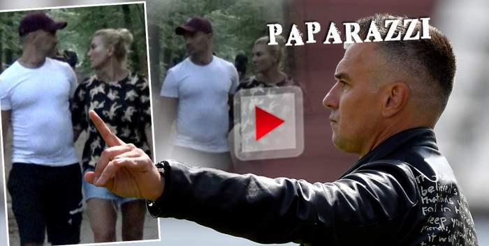 Pentru Daniel Pancu dragostea plutește în aer! Fostul fotbalist este nedezlipit de iubita lui! Cum au fost surprinși în public! / PAPARAZZI