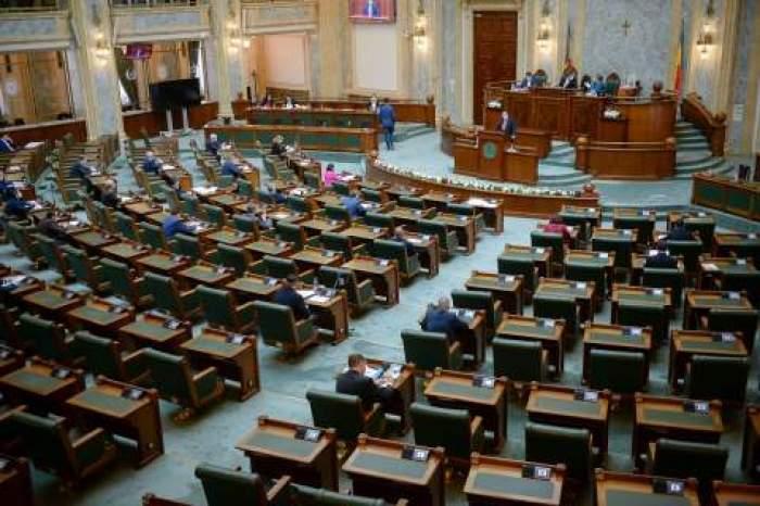 Senatul votează astăzi noua lege privind carantina și izolarea. Ce prevede documentul