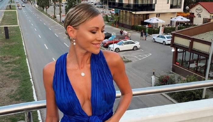 Ioana Chișiu a fost cerută de nevastă