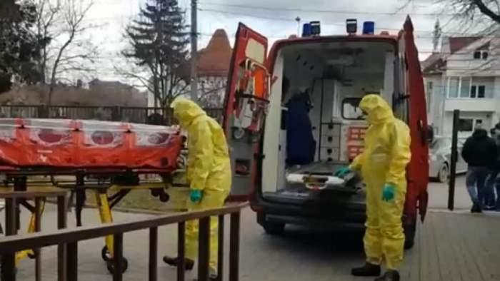 Bilanț coronavirus România