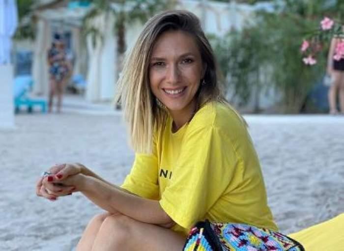 """Adela Popescu, mămică din nou? Blondina, totul despre al treilea copil: """"Ne gândim cum să o scoatem la capăt"""""""