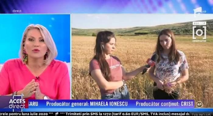 """Mirela Vaida, sfat de suflet pentru Veronica, după ce tânăra s-a întors la Blăgești! """"Îmi promiți că îți cauți fetița"""" / VIDEO"""