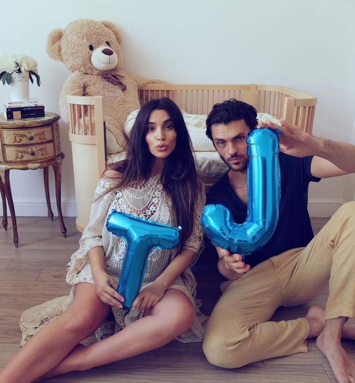 Lili Sandu a dezvăluit numele copilului! Actrița și iubitul său sunt în culmea fericirii