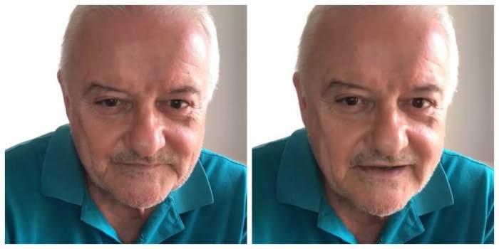 Irinel Columbeanu, de nerecunoscut! Problemele și-au pus amprenta pe chipul lui! Ce anunț a făcut / VIDEO