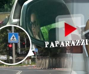 Despărțirea de Pancu doare! Mihaela, fosta soție a celebrului fotbalist, surprinsă în timp ce încalcă legea / PAPARAZZI