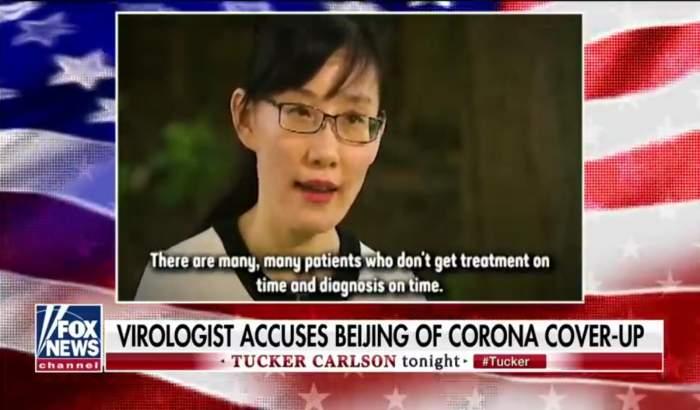"""Dezvăluirile cutremurătoare ale unui virusolog chinez. """"Dacă aș spune la Hong Kong, aș fi ucisă!"""" / VIDEO"""